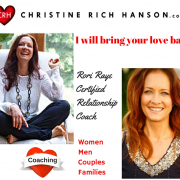 Need A Good Rori Raye Coach? Hire Christine Rich Hanson