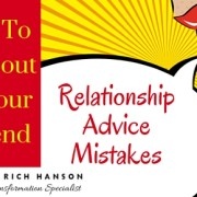 Relationship Advice Mistakes